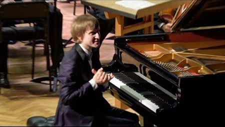 "Shostakovich. ""Football"" (piano transcription)"