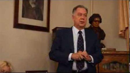 А. Соколов о проекте «Splayn» на заседании Ученого совета