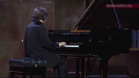 Пауль Хиндемит. «Ludus tonalis» (1942). Исп. Яков Кацнельсон (фортепиано)