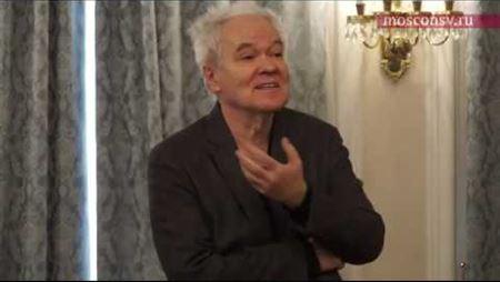 Микаэль Жаррель рассказывает о своём творческом пути