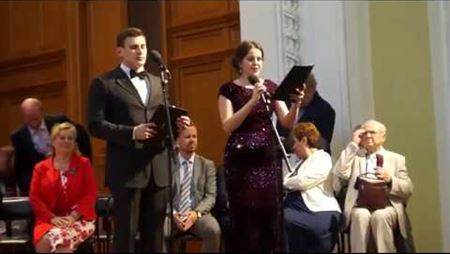 At the Moscow Conservatory's 149th Graduation Ceremony