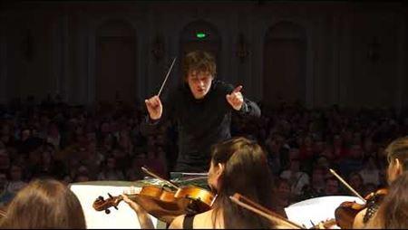Н. Я. Мясковский. Moderato для струнного оркестра, соч. 46