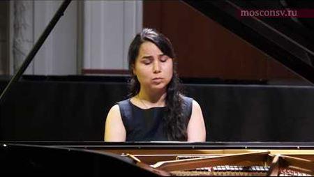 Tchaikovsky. Nocturne, op. 19 No. 4. Juliana Sleptsova