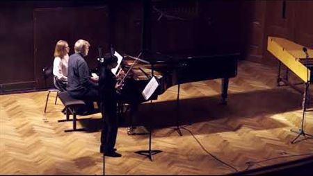 Э. Изаи (1858–1931). «За прялкой», поэма для скрипки и фортепиано op. 13/2