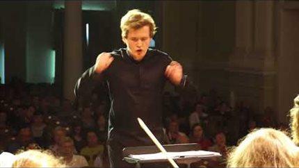 Д. Шостакович. Камерная симфония (оркестровка Р. Баршая)