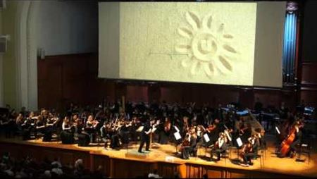 Symphony «Sun iridescence»