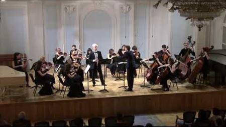 Valery Kikta. Concerto No. 3 for oboe and string orchestra