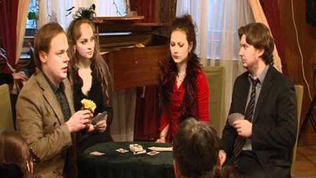 Самюэль Барбер «Игра в бридж» (английская версия)