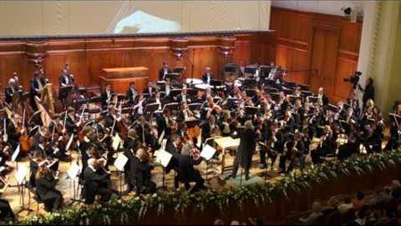 Maurice Ravel «Ma mère l'oye». Conductor - Yury Temirkanov