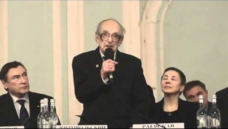 G. Dobrovolsky Speaking