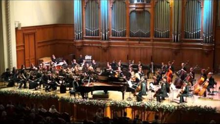 С. Рахманинов. Концерт № 2 для фортепиано с оркестром