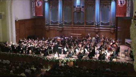 P. Tchaikovsky. Symphony no.5, op. 64. Part I. Conductor - Vladimir Polyansky