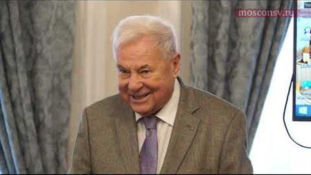 Vsevolod Zaderatsky about Alexander Sokolov