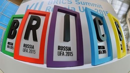 BRICS 2015 musical greeting