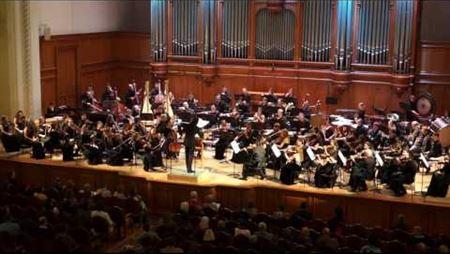 Открытие года Стравинского в Московской консерватории. «Погребальная песня»