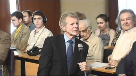 Ван Клиберн в Московской консерватории
