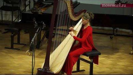 Aram Khachaturian. Oriental Dance for solo harp