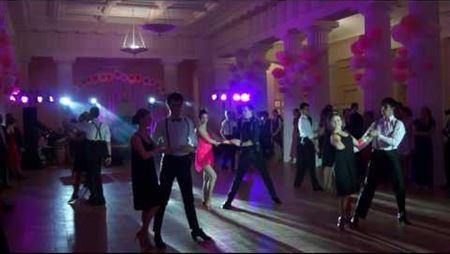 IV Весенний бал Московской консерватории. Выступление Студии бального танца
