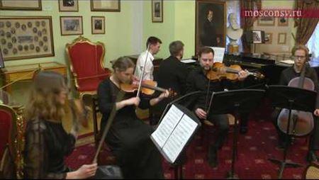 Author's concert of Alexey Popkov