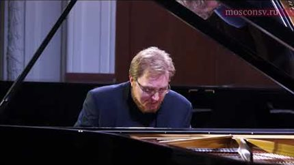 Chopin. Waltz in B minor, op.69 No.2. Mikhail Turpanov