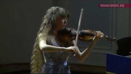 Джон Корильяно. «STOMP» для скрипки соло