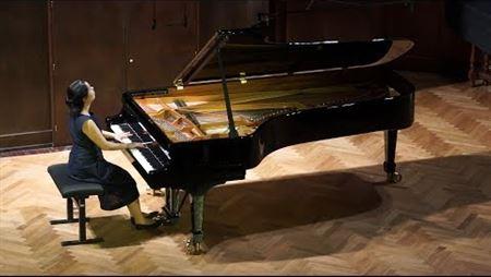 Sergei Rachmaninoff. <i>Moment musical</i>, op. 16 no. 5. Perf. by Juliyana Sleptsova