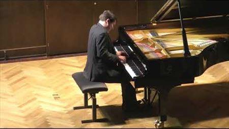 P. Tchaikovsky. Grand sonata G-dur, op. 37. Final. Vadim Kholodenko (piano)