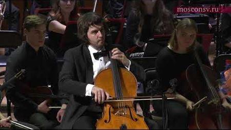 Гаспар Касадо-и-Мореу. Сюита для виолончели соло: часть 3 (Intermezzo e danza finale)