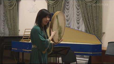 Сефардская народная песня «Poco le das la mi consuegra»