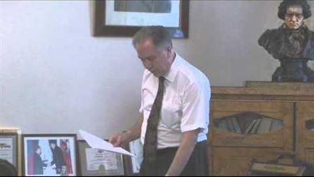 Доклад А.Соколова на Попечительском совете