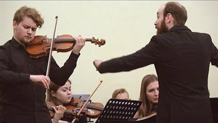 Ф.Мендельсон. Концерт для скрипки с оркестром, op.64