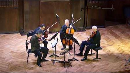Zoltan Kodaly. String Quartet №2, op.10