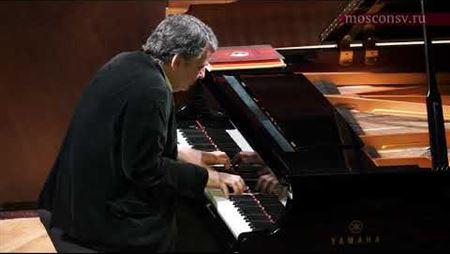 J. S. Bach — A. Siloti. Prelude in B Minor, piano transcription. Perf. by Ivan Sokolov