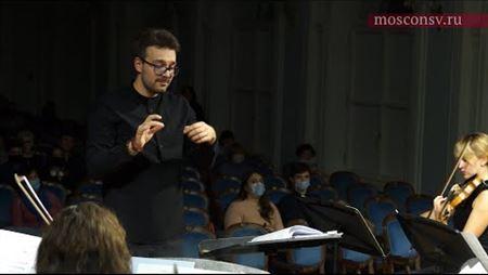Anton Webern. <i>Langsamer Satz</i> (1905). Arrangement for string orchestra
