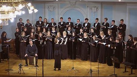 Практика курсовых хоров. IV–V курсы
