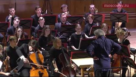 Sergei Prokofiev. Concert symphony for cello and orchestra