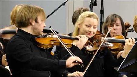 Владимир Кошелев. «Rebirth» для оркестра (2018)