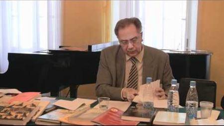 А.Соколов о кафедре теории музыки МГК
