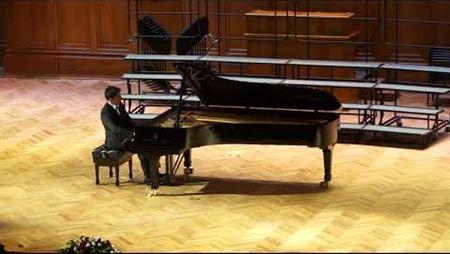 Иван Гостев. «Наброски», цикл для фортепиано