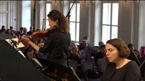 Valentin Silvestrov. Five Pieces for Violin and Piano