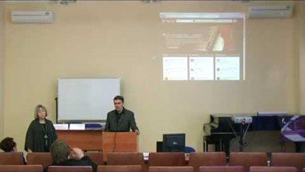 Презентация проекта «Splayn» в Новосибирской государственной консерватории имени М. И. Глинки