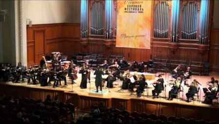 К. Сен-Санс. Интродукция и Рондо каприччиозо для скрипки с оркестром, op. 28