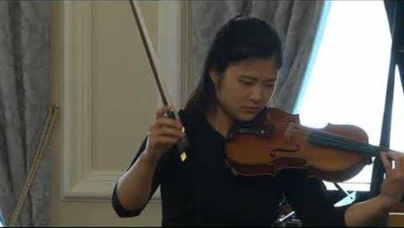 Концерт и вручение сертификатов иностранным учащимся