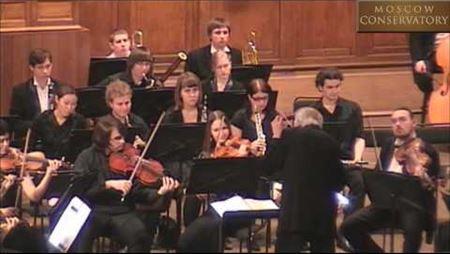 L. van Beethoven. Symphony No.6, «Pastoral», part I