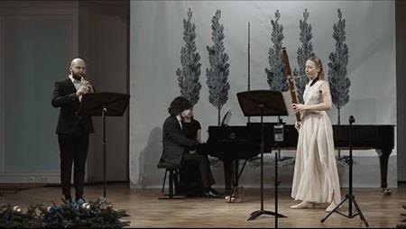 Андрей Рубцов «Окруженный мечтой» для гобоя, фагота и фортепиано