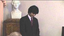 Выступление Дзиро Оно («Ямаха Мьюзик») на попечительском совете