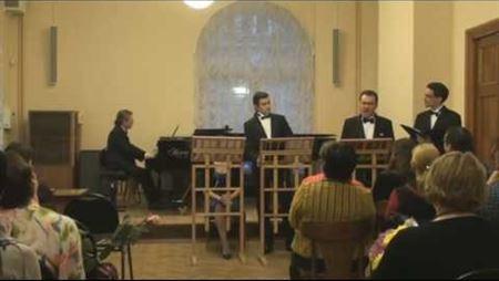The premiere of Prokofiev's opera <i>The Far Seas</i>