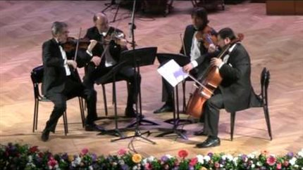 A. Borodin. Quartet no.2  in D Major. Part I
