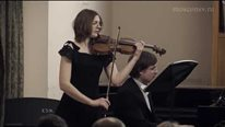 Joaquin Turina. <i>El Poema de una Sanluquena</i> for violin and piano (1923) op. 28.