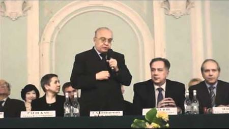 Подписание договора о сотрудничестве между МГУ и Московской консерваторией